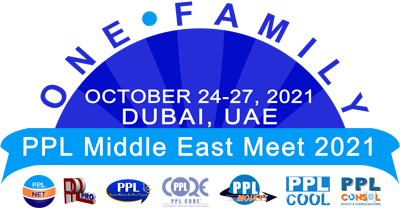PPL MIDDLE EAST MEET 2021, DUBAI